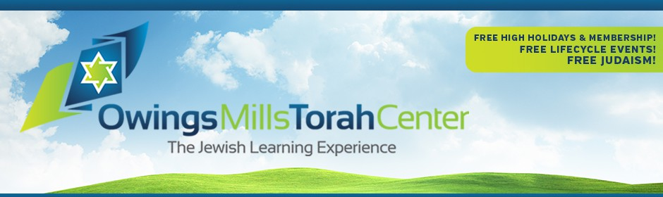 Owings Mills Torah Center